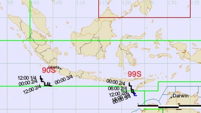 Prakiraan Cuaca BMKG di 33 Kota, Senin 26 April 2021: Yogyakarta Berawan, Pekanbaru Hujan Petir